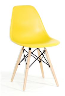 Стул РР-638 Eames  (YELLOW 11)
