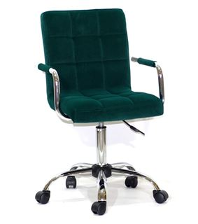 Стул AUGUSTO-ARM Office 811-9FA (GREEN) B-1003